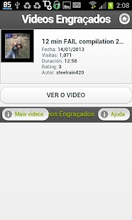 Videos Engraçados - screenshot thumbnail