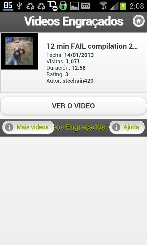Videos Engraçados- screenshot