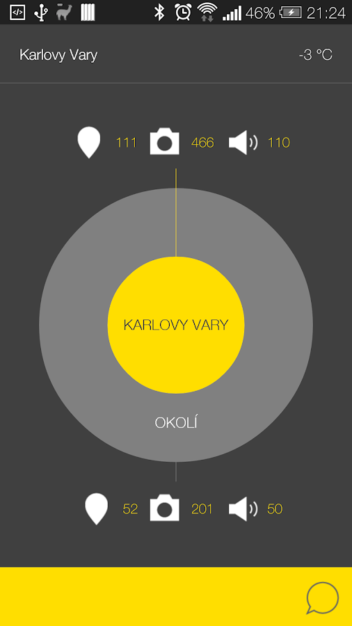 Karlovy Vary - audio tour- screenshot