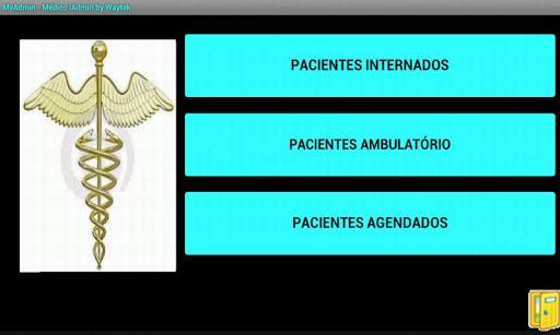 iAdmin - Medicos