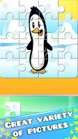 Screenshot of Kids Cartoon Jigsaw Puzzles