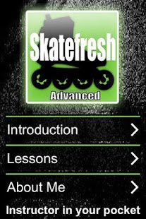 Skate Lessons Advanced-1- screenshot thumbnail