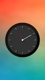Long Shadows Clock - UCCW Skin Screenshot 4