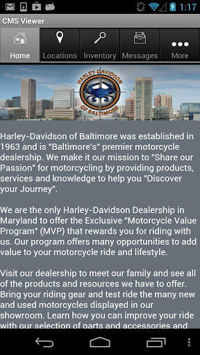 Harley-Davidson of Baltimore