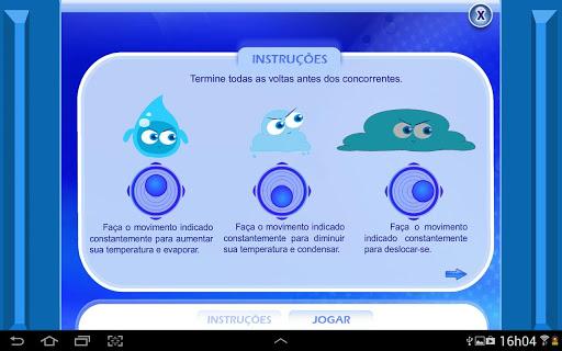 Ciclo da u00c1gua 2.0.3 screenshots 2