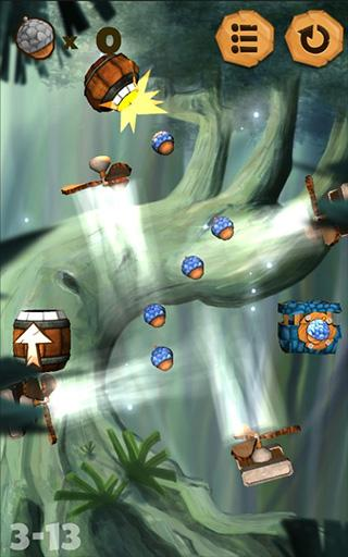 Puzzle Nuts HD- screenshot