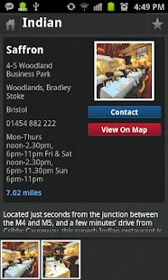 Restaurant Guide- screenshot thumbnail