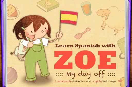 Learn Spanish with Zoe