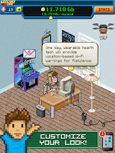 Bitcoin Billionaire - screenshot