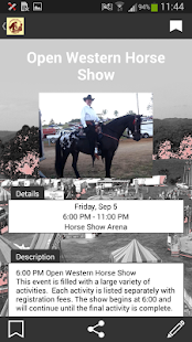 Russell Co Fair & Horse Show - screenshot thumbnail