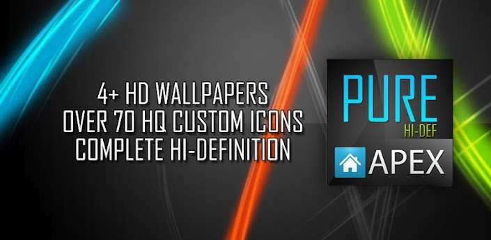 Pure HD Apex Theme