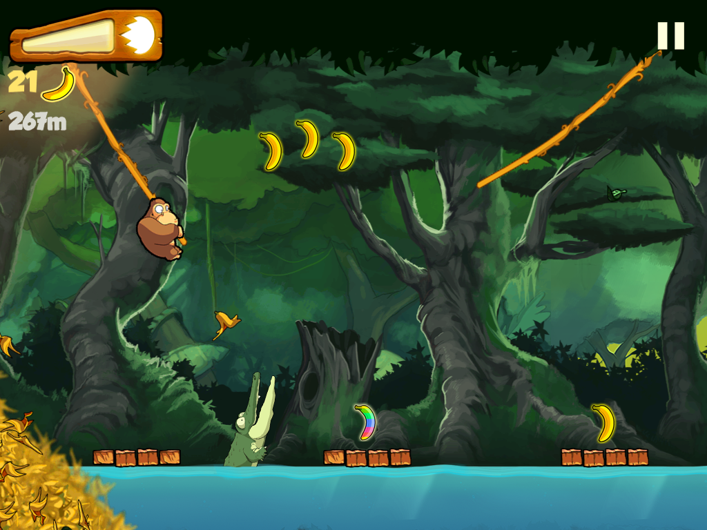 Banana Kong - screenshot