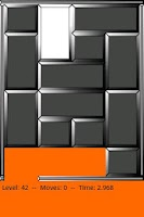 Screenshot of Sliding Block Puzzle