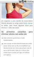Screenshot of Manias da Beleza