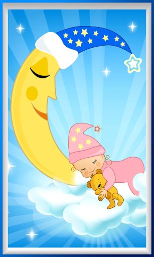 催眠曲嬰兒