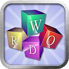 Word Cube match 3D - HaFun icon