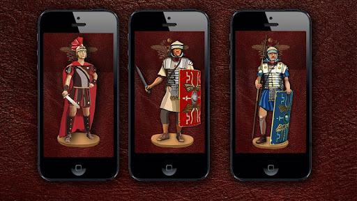 Simulator Rome Soldier