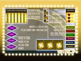 Screenshot of Gem Drop Match 3 Jewel Slots