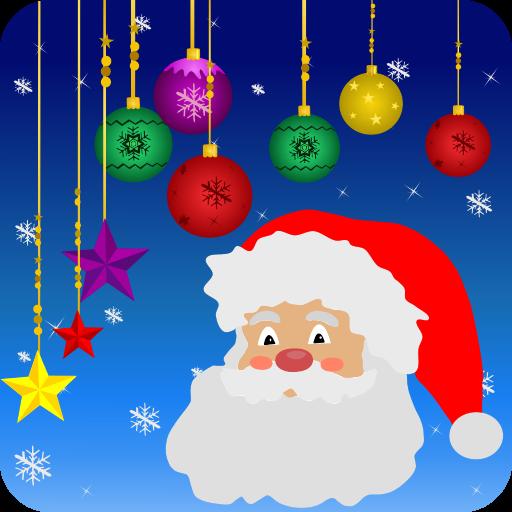圣诞老人的圣诞饰品 LOGO-APP點子
