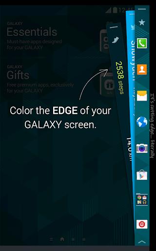 Edge Navigation back button