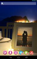 Screenshot of UR 3D Romantic Date Wallpaper