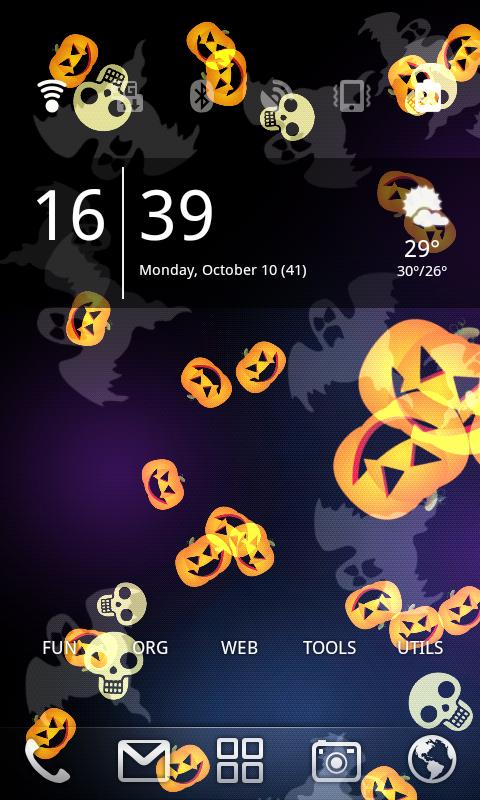 Luma Lite Live Wallpaper- screenshot