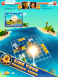 BattleFriends at Sea Screenshot 19