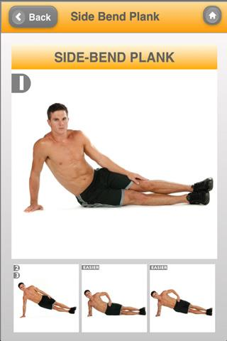 Prevent Back Pain | Core- screenshot