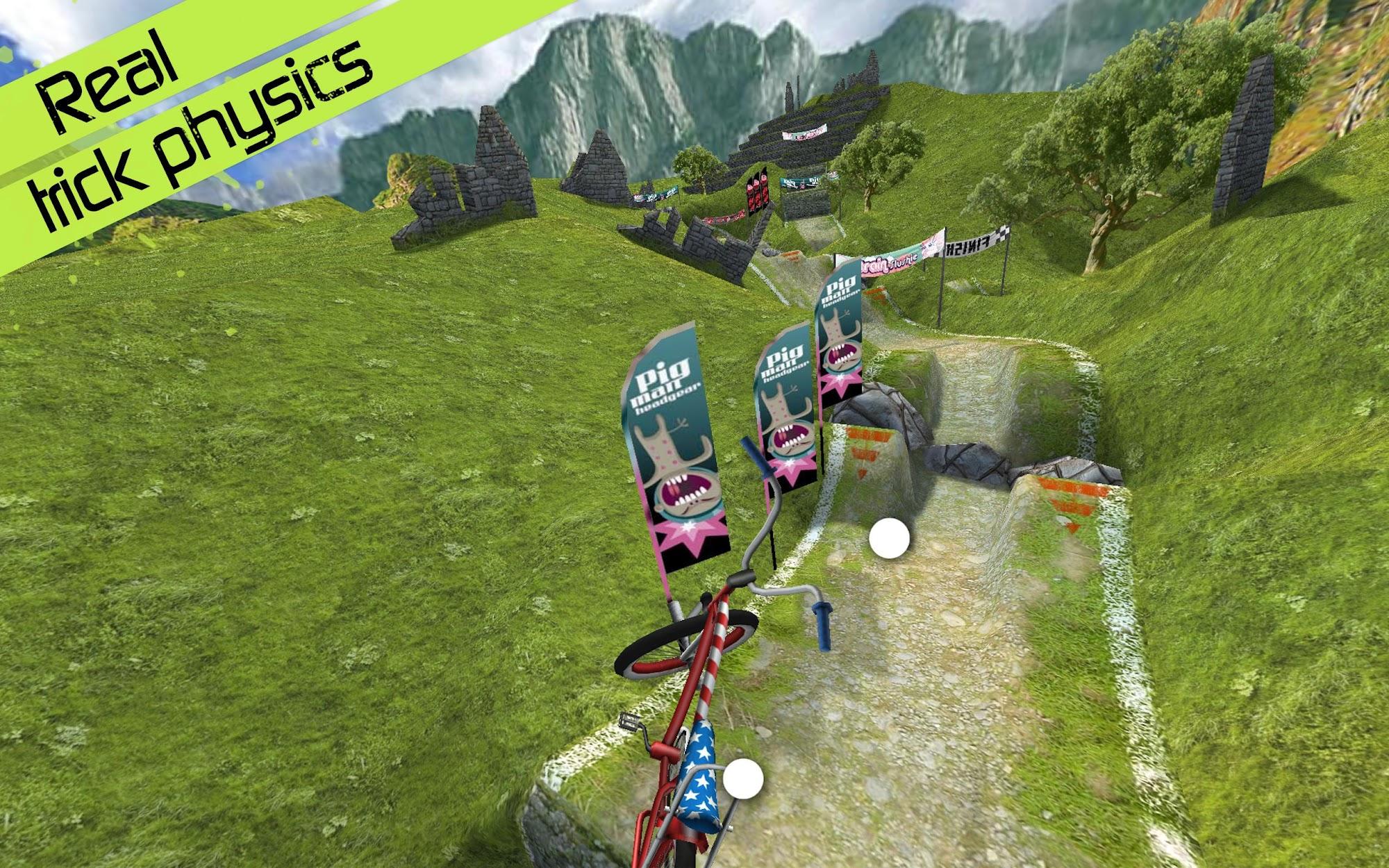 Touchgrind BMX screenshot #7
