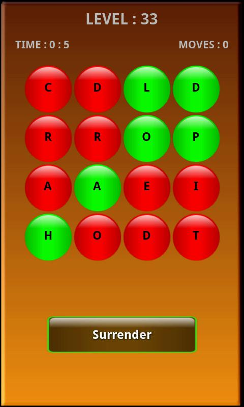 Word Game - Word Champ - screenshot