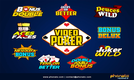 Video Poker - Original Games