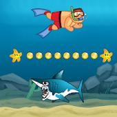 Shark Attack Fat Boy