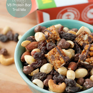 V8 Protein Bar Trail Mix