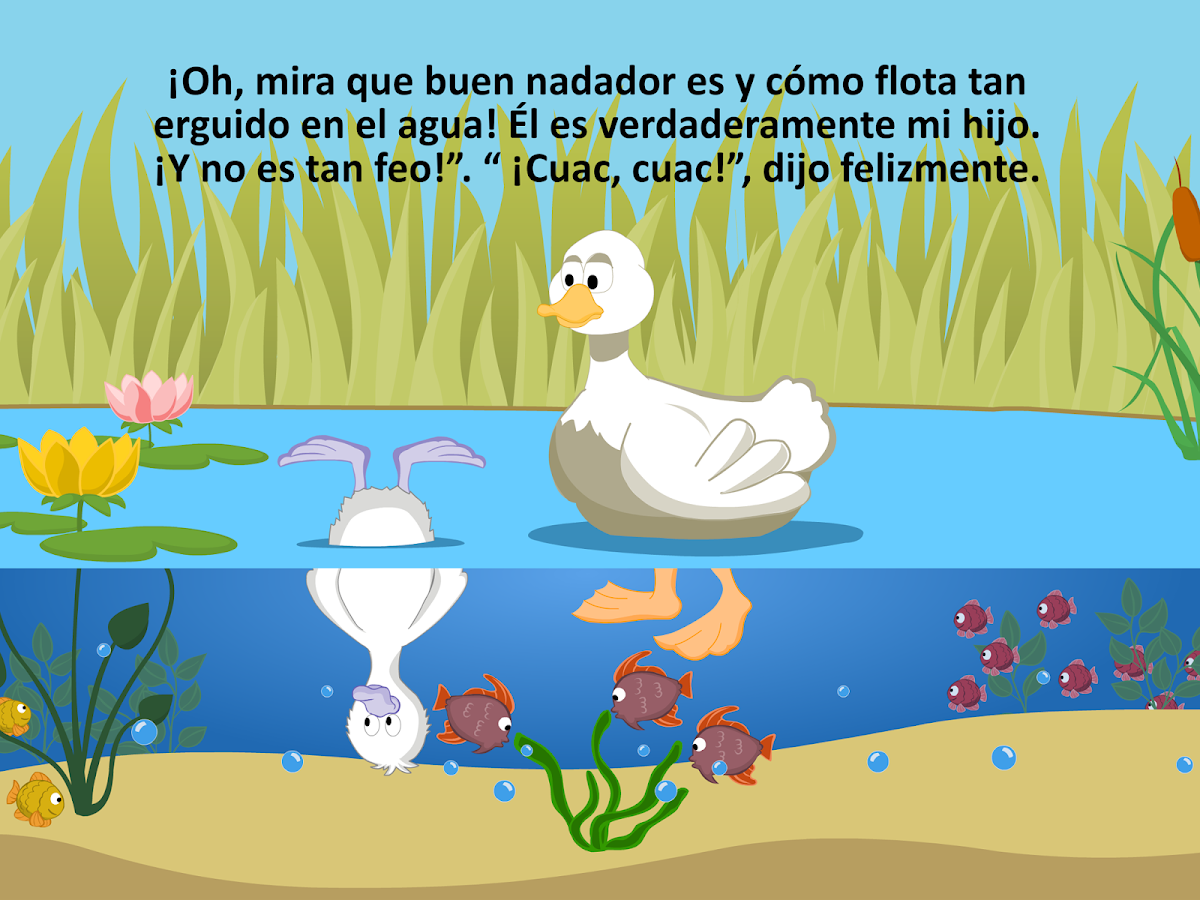 El Patito Feo - screenshot