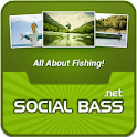 Social Bass: Fishing Reports icon