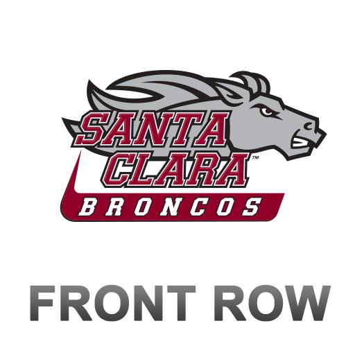 Santa Clara Front Row