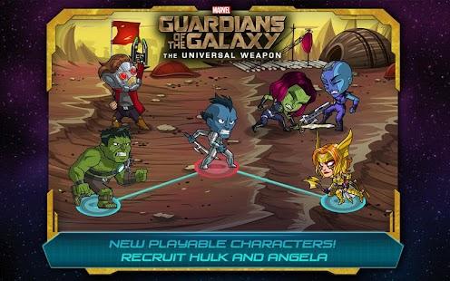 Guardians of the Galaxy: TUW - screenshot thumbnail