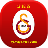 Galatasaray Digital Saat