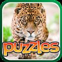 Jungle Cat Free Puzzles