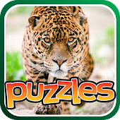 Jungle Cat Free Puzzles