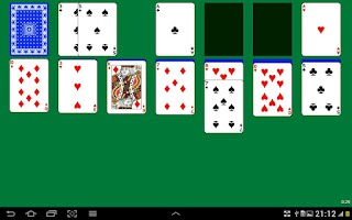 Screenshot of Solitaire Pack Game
