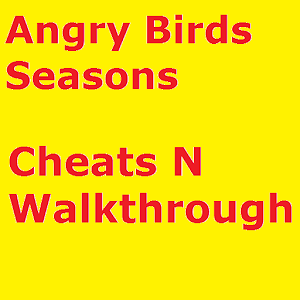 Angry Birds Seasons Cheats Tip APK