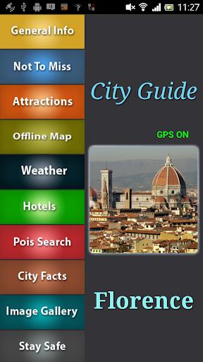 Florence Offline Guide