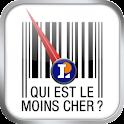 QUI EST LE MOINS CHER ? logo
