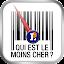 QUI EST LE MOINS CHER ? 4.0.16 APK for Android
