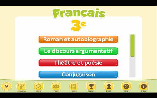 ExoNathan Brevet Français 3e