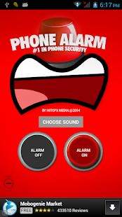 Phone Alarm - screenshot thumbnail