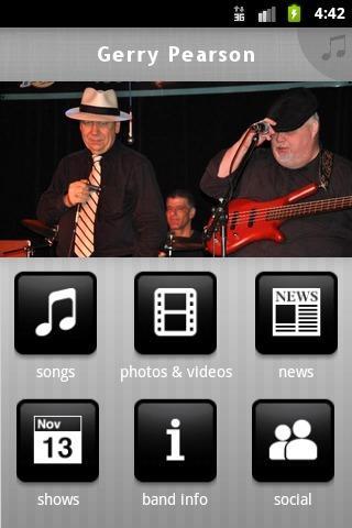 Gerry Pearson - screenshot