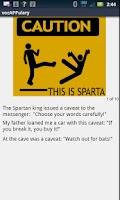 Screenshot of Spread the Words! SAT