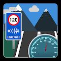 Speed Cameras Spain - Alerts icon